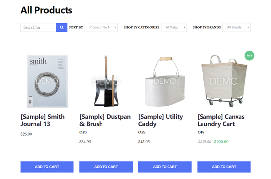 Shopping Cart in WordPress with BigCommerce