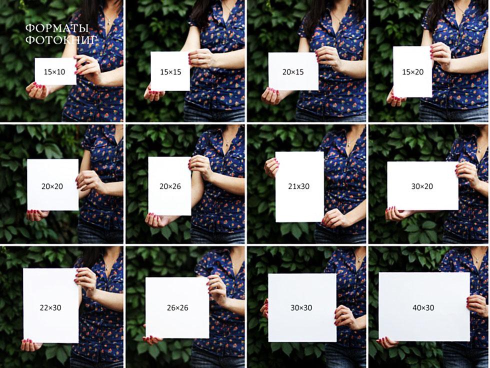 Стандартные размеры печати фото тулузские гуси